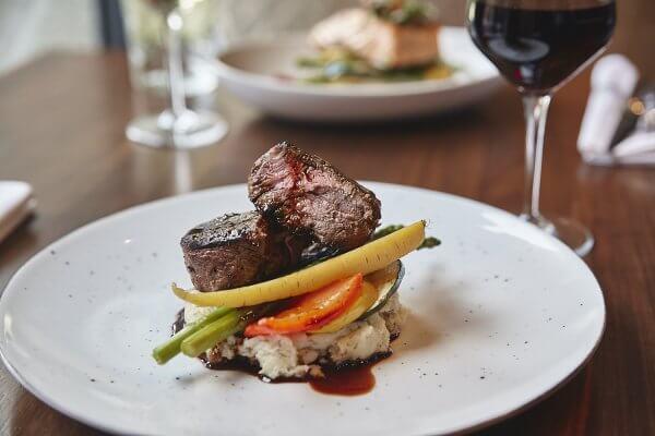 steakhouse menu groupe montréal