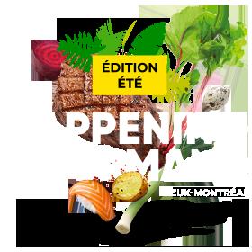 Happening Gourmand – Édition été