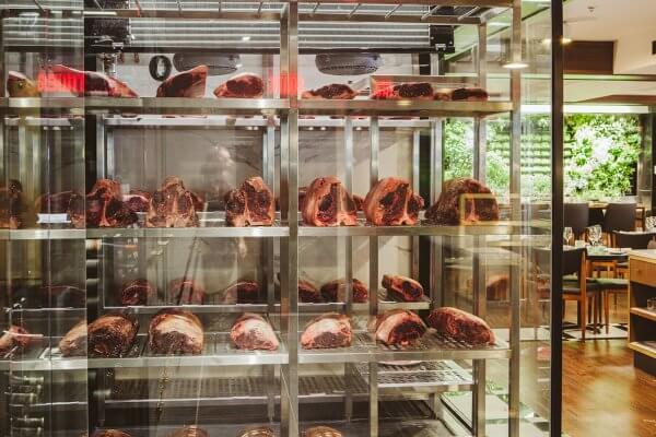 steakhouse - viande vieillie à sec