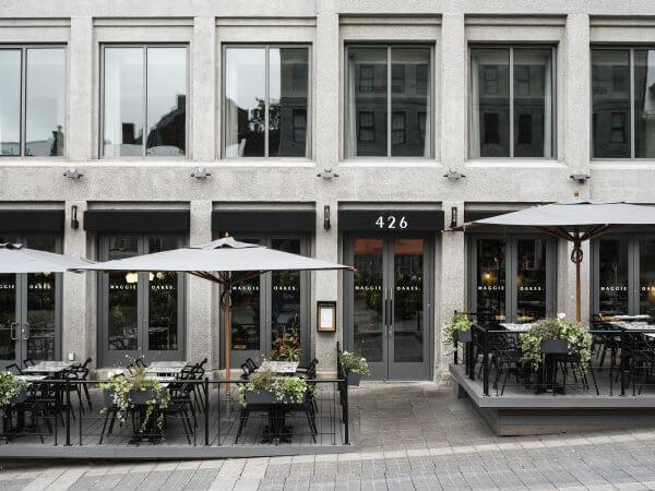 restaurant maggie oakes montréal