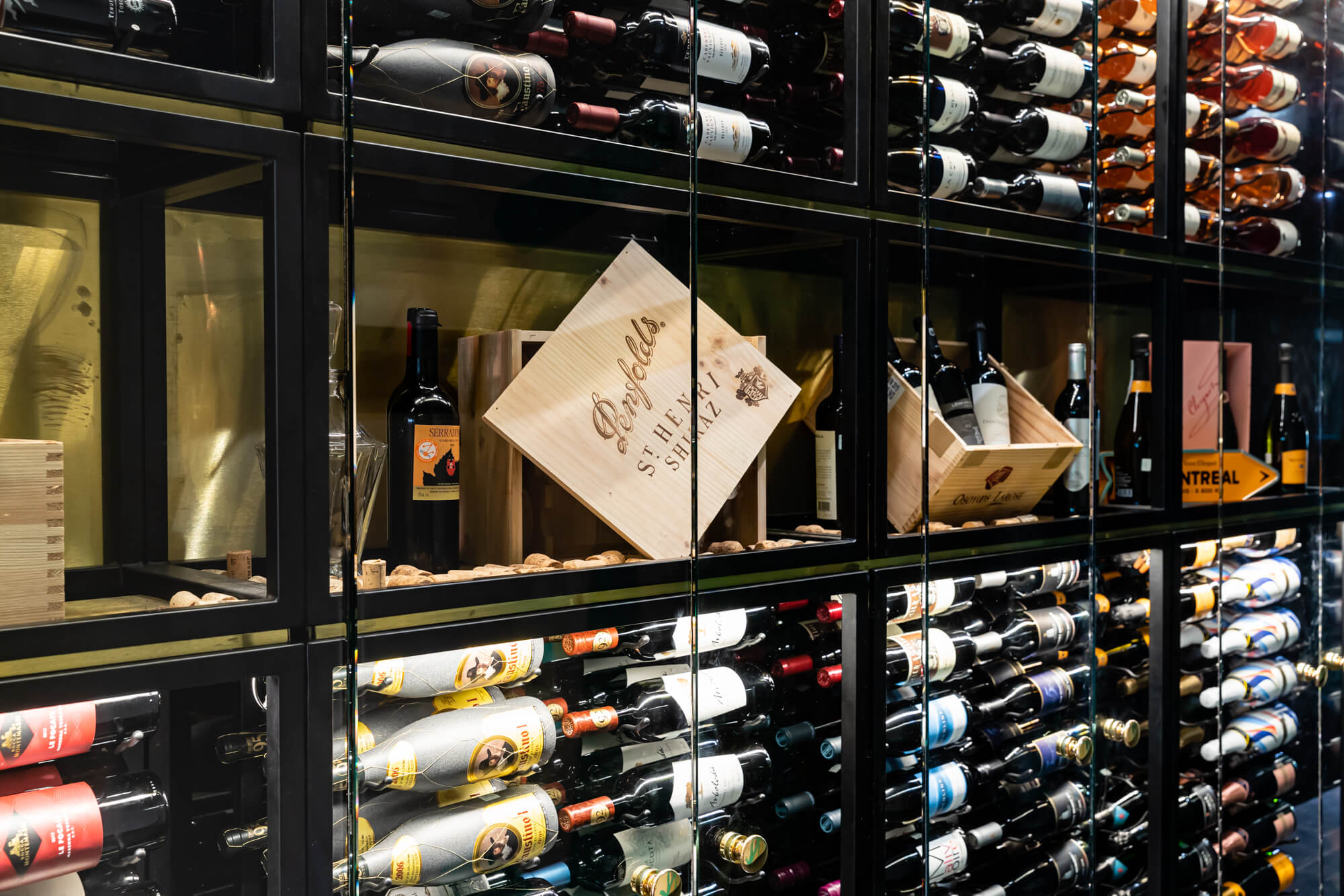 bar à vin restaurant montréal